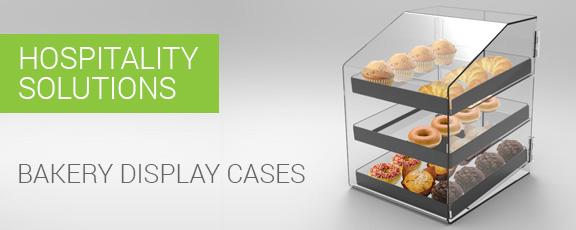 Hospitality Solutions - Bakery Display Cases