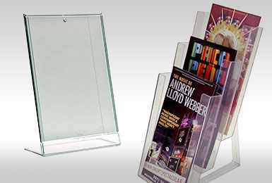 Brochure & Information Holders
