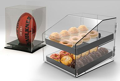 Acrylic Display Cases